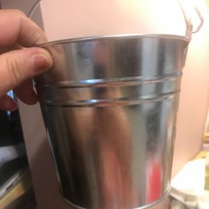 Photo of New metal bucket$3