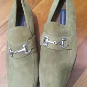 Photo of Green  Bruntini shoes