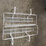 Railing plant hangers