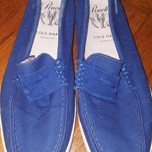 Photo of Colehan Canvas Loafers