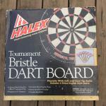 Halex Tournament Bristle Dart Board