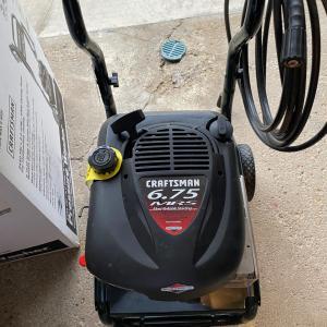 Photo of Pressure Washer  2450 psi
