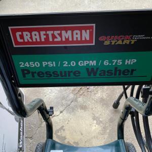 Photo of Pressure Washer