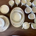 Florenteen Fine China. Large set. PPU and Cash or Venmo