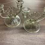 Depression Glass - 6 pieces. PPU and cash or Venmo