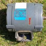 Gould Industrial Motor - 3 HP
