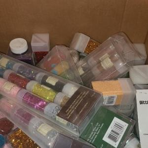 Photo of Craft Supplies (4+ boxes)