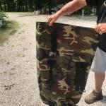 New hunting duffle bag