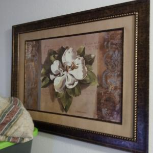 Photo of Flower Wall Picture