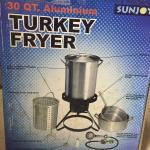 Turkey Fryer NEW 30 quart