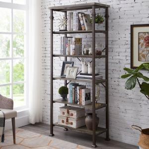 Photo of Open Bookcase from Wayfaiir