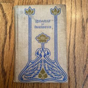 Photo of LOT 129 - Rubaiyat of Omar Khayyam and the Salaman and Absal of Jami by Edward F