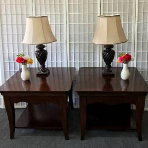 Photo of End Tables/Nightstands