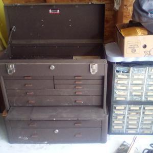 Photo of Kennedy machinist tool box