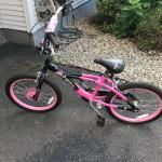 Girls Miss Behavin bike