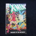 X-men #52 (1969,Marvel)  5.5 FN-