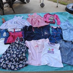 Photo of Girls Dress Lot Size 5/6