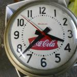 One of a kind 1952 Simplex/Coca Cola Clock