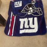 Large New York Giants Throw