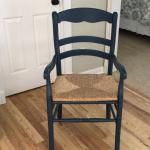 (2) accent chairs