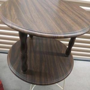 Photo of 2 Shelf End table