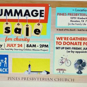 Photo of Rummage Sale for Missions