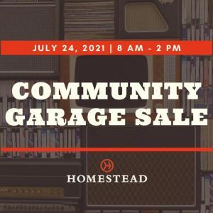 Photo of Community Garage Sale