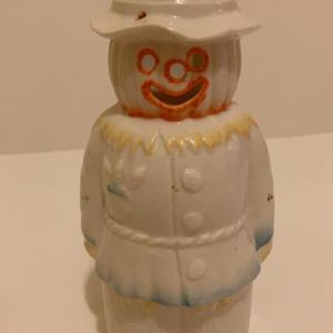 Photo of Belleek Porcelain Pumpkin Man