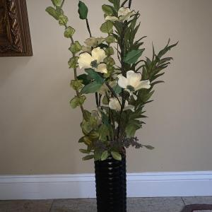 Photo of Artificial flower decoration