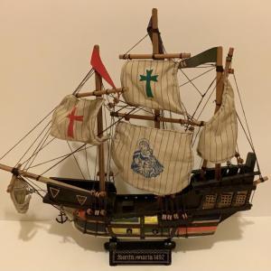 Photo of Santa Maria 1492 ship replica