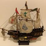 Santa Maria 1492 ship replica
