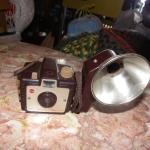 """"""" Brownie Holiday Flash vintage Camera""""."""