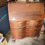 Antique Early American Slant top desk.