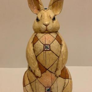 Photo of Jim shore rabbit