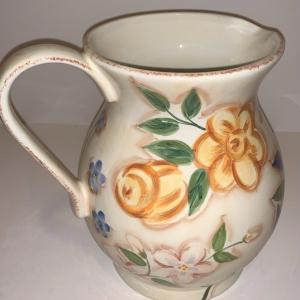 Photo of Handcrafted pitcher or decoration