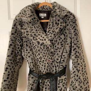 Photo of Women's faux fur jacket