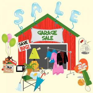 Photo of 3439 Silver Meadow Way 4 family yard sale!! 7:30 to 4 pm
