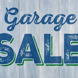 Photo of Garage Sale