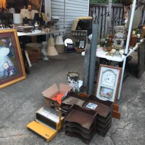Photo of Vintage sale off of Mayfield Rd.