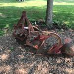 Vintage Bottom plow