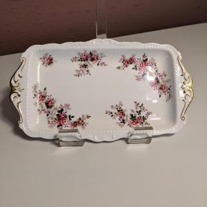 "Photo of Royal Albert Bone China - ""Lavender Rose"" Serving dish"