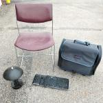 LOT 436 OFFICE CHAIR & MORE