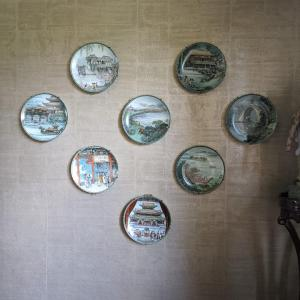 Photo of Vintage Asian Plates