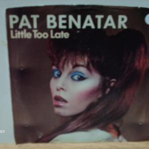 Photo of Pat Benatar