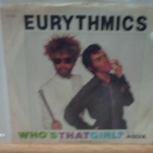 Photo of Eurythmics