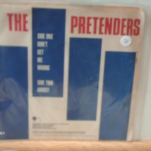 Photo of The Pretenders