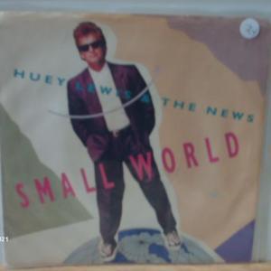 Photo of Huey Lewis & The News