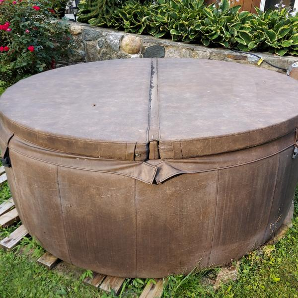 Photo of hot tub