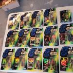 Star Wars Toys Lot