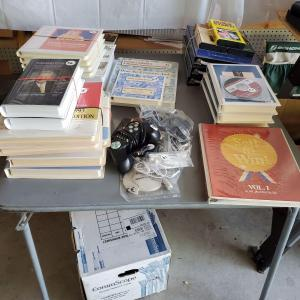 Photo of Garage Sale- Computer Equip, Woodworking Mags (lots), boys Clothes